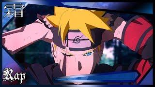 Rap do Boruto (Boruto: Naruto Next Generations) RapTributo 37 Frost Mc Prod by Shuka4Beats