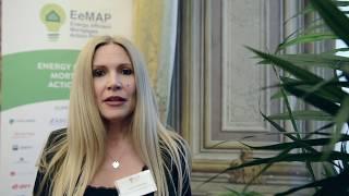 EeMAP Events - Rome, 9 June 2017: Takeaway Interview - Monica Ardeleanu