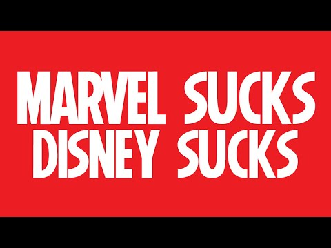 Marvel sucks. Disney sucks. (their workers lives) | The Serfs