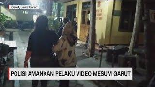 Polisi Amankan Pelaku Video Mesum Garut, Salah Satunya Biduan Dangdut