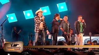 Waguinho Animal - Show Chitãozinho & Xororó e Bruno & Marrone em Presidente Prudente 31/10/2015