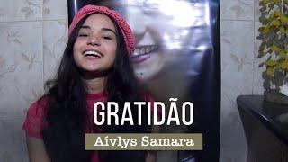 Daniela Araújo - Gratidão (Cover Aívlys Samara)