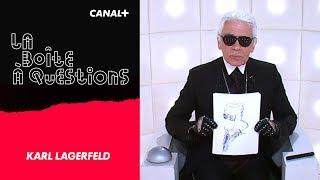 La Boîte à Questions de Karl Lagerfeld – 19/02/2019