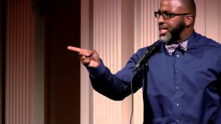 "Individual World Poetry Slam Finals 2015 - Christopher Michael ""Mr. Bullet Takes A Holiday"""