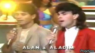 Alan e Aladim - Dois passarinhos (Clube do Bolinha)