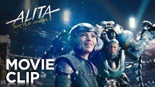 "Alita: Battle Angel   ""Motorball"" Clip   20th Century FOX"