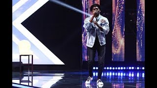 "Avicii - ""Wake Me Up"". Vezi interpretarea lui Mike Obinna, la X Factor!"