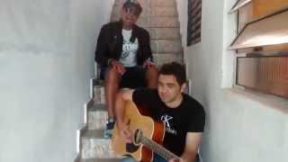 Gusttavo Lima - Que mal te fiz eu (cover) Evandro e Josael