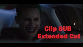 Suicide Squad Extended Cut Clip Movie Joker and Harleen