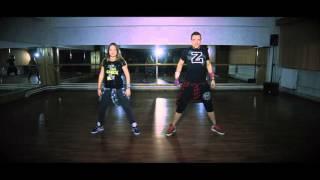 Si tu me llamas - Eyci and Cody - Zumba by Claudiu Gutu ft. Petra