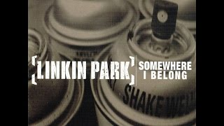 Linkin Park - Somewhere I Belong (Reversed Sample)