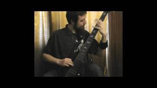 MASTODON - Mother Puncher (Bass cover)