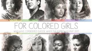 FOR COLORED GIRLS 2017: Bay Area Edition