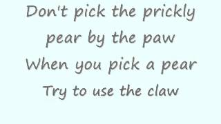 The jungle book Bare necessities lyrics~