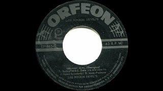 Los Rockin' Devils - Yo Necesito (la ley del hielo, 1967 - I need somebody)
