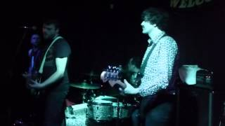 "BLANK PAGES - ""Blind Faith"" live @ Komma, Esslingen, Germany (07-04-2015)"