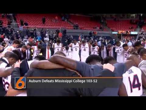 Auburn vs Mississippi College