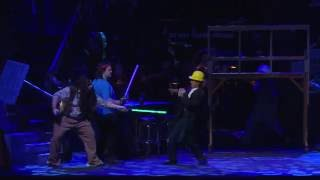 """The Actor's Charitable Theatre presents """"The Final Countdown"""" from Rock of Ages"""