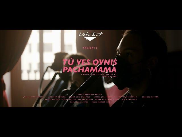 Videoclip oficial de la canción Pasamama de Tú Ves Ovnis
