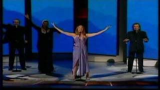 Eurovision Song Contest 2000 16 Switzerland *Jane Bogaert* *La vita cos'è?* 16:9 HQ