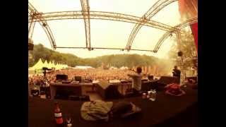 909 Festival with Laurent Garnier - The Man With The Red Face