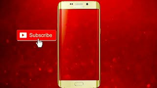 3D Bell Intro Without Text with background|| 3D intro without text||Empty Bell download link given