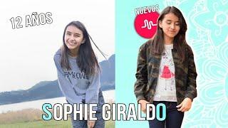 LOS MEJORES MUSICA.LYS de Sophie Giraldo ♡ || Nally Evens❤