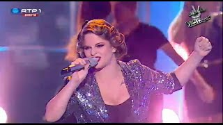 """Jessica Cipriano - """"Love on Top"""" Beyoncé - The Voice Portugal - Gala 4"""