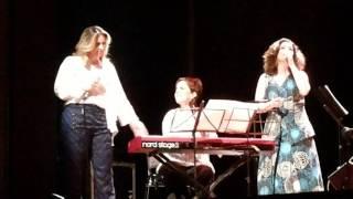 "Onde Deus possa me ouvir- ""Isabella Taviane, Leila Pinheiro e Paula Santoro""."