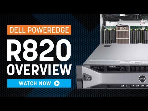 Dell PowerEdge R820 - Rack Servers - Dell Servers - Dell