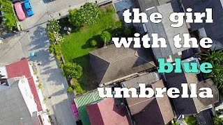 the girl with the blue umbrella (short film)