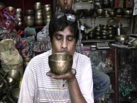 Singing Bowl Supplier Kathmandu Nepal