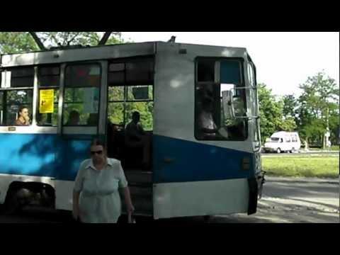 Tramvay in Nikolaev