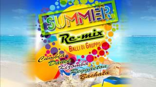 SUMMER Re-mix / BACIAMI SOTTO LA LUNA  reggaeton