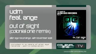 UDM feat. Ange - Out Of Sight (Colonial One Remix)