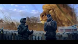 Scamz Ft MoStack - Lions [Music Video] @Scammy2times @RealMoStack | Link Up TV