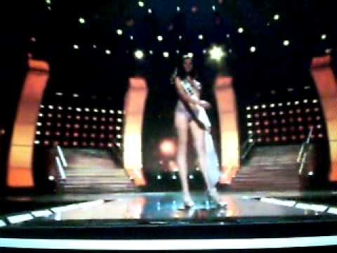 Miss Universe Preliminary Competition 2010 ( swimsuit ) Group 6 and 7