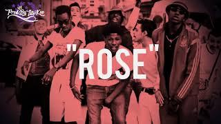 "XvBarbar Type Beat - ""Rose"" (Prod. By Linskoo)(French Rap Instrumental)"
