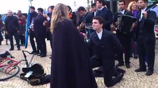 Portuguese Folklore (Universidade do Algarve), Live Folk Music, Olhao Market