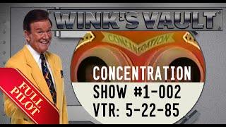 Concentration Pilot #2