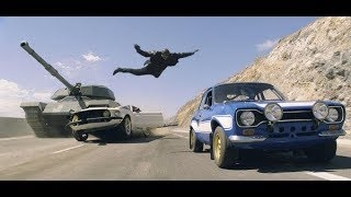 Surviva | Vivegam | Song | Fast and Furious Version