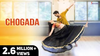 Chogada - Loveratri | Garba With Bollywood | Natya Social