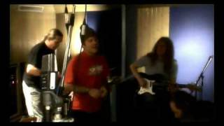 Iron Maiden - blues jam in the studio