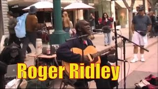 Tears On My Pillow / You Send Me - Roger Ridley