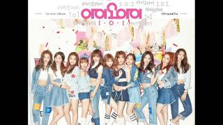I.O.I (아아오아이) - Dream Girls [MP3 Audio]