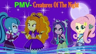 PMV - Creatures Of The Night