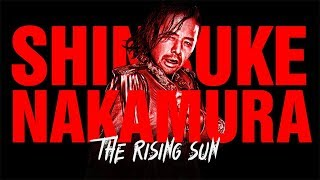 WWE Shinsuke Nakamura *NEW* Theme 2018 I Shadows Of A Setting Sun by Shadows Of The Sun