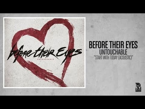 before-their-eyes-start-with-today-acoustic-riserecords