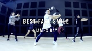 Best Fake Smile (James Bay) | Deo Choreography