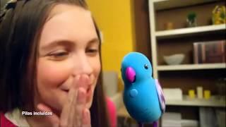 Periquitos Parlanchines Little Live Pets - ¡Mascotas de Juguete que Hablan!